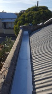 Northcote box gutter repair