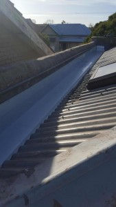 Northcote roof repair box gutter