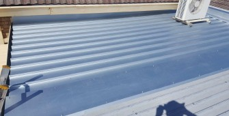 Preston Roof Restoration Kliplok
