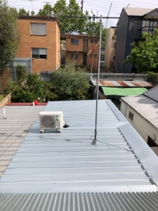 Roof replacement North Melbourne