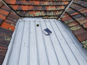 camberwell leaking roof
