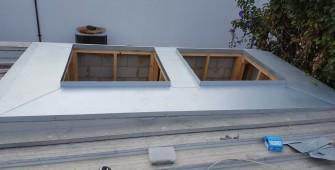 skylight velux frame toorak
